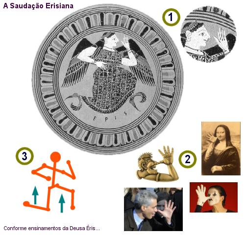 DISCORDIANISMO - Saudação Erisiana Discordiana - Eris Godess - Deusa Éris
